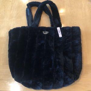 Victoria's Secret faux fur bag
